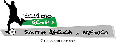 South Africa vs. Mexico - match South Africa vs. Mexico