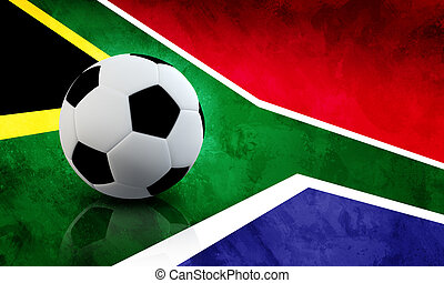 south african, futball, világbajnokság