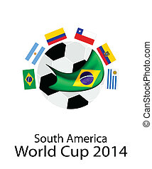 South America Qualification in 2014