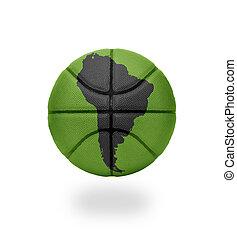 South American Basketball