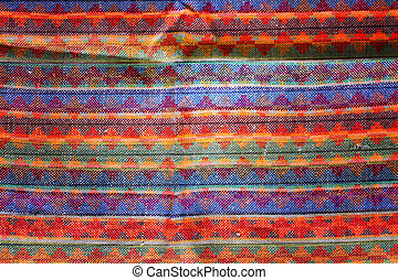 South American Pattern Background