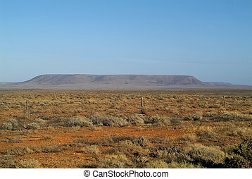 South Australia, - Outback in South Australia