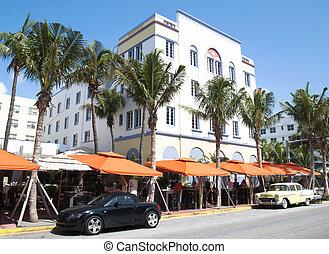 South Beach Cars