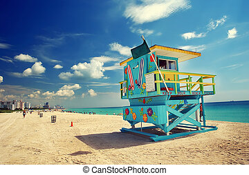 South Beach, Miami - South Beach in Miami, Florida