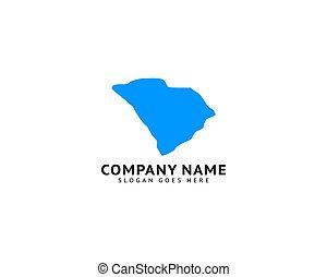 South Carolina Logo Design Template