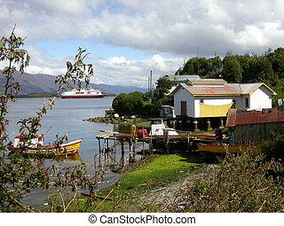In the Fjordland