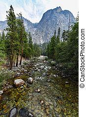 South Fork Kings River - Kings Canyon