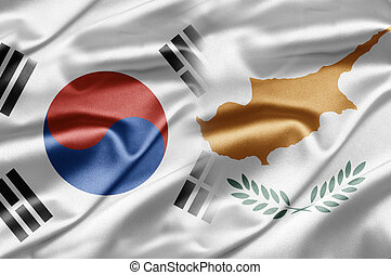 South Korea and Cyprus