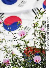 """South Korea Flag Flags,""""Taegeukgi"""""""