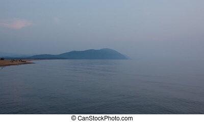 lake Baikal - South part lake Baikal