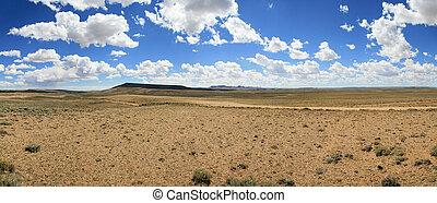 South Pass Wyoming - panorama of South Pass wyoming where ...