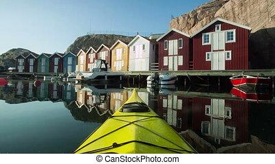 South Sweden, Scandinavia - Smögen, Bohuslän, south Sweden,...