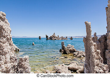 South Tufa - Mono Lake Tufa State Natural Reserve is located...