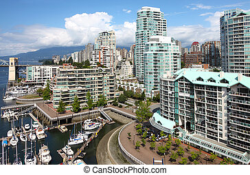 South Vancouver BC Canada.