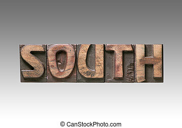 South vintage type