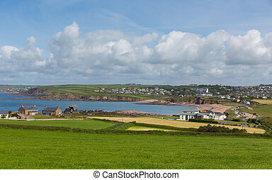 Thurlestone South Devon England UK