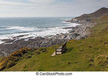 South West Coast Path Woolacombe - South West Coast Path...