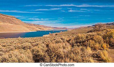 South West Colorado Landscape. The United States of America.