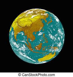 Southeast Asia on Earth - Southeast Asia on planet Earth ...