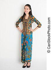 Southeast Asian female