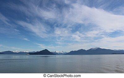 Southeastern Alaska Landscape