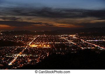 Southern California Dusk
