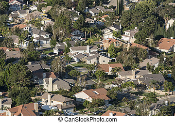 Southern California Suburbia