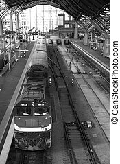 Southern Cross Train Station, Melbourne - Southern Cross...