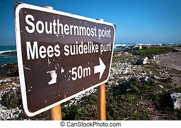 Southern sign