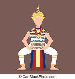 southern thai dance