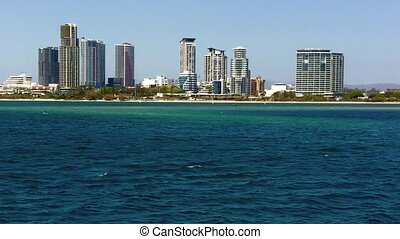 Southport skyline Gold Coast Queensland Australia 01 - GOLD...