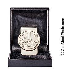 souvenir money clip
