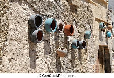 Souvenir shop in Cappadocia, Turkey - Souvenir shop in...