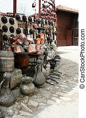 souvenir shop - Souvenir shop at Safranbolu Touristic cirty,...