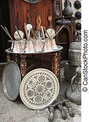 Souvenir shop at Safranbolu Touristic cirty, turkey
