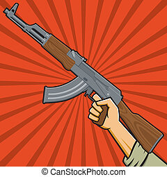 Soviet Assault Rifle