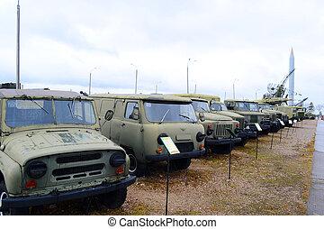 Soviet military equipment