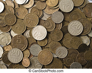 Soviet money - Old money of the Soviet union