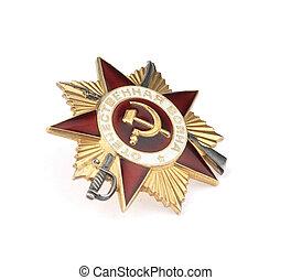 Soviet Order of Domestic war