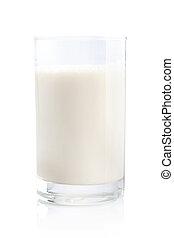 soy, glas melk