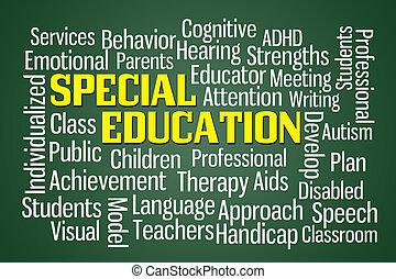 spécial, education