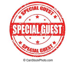 spécial, invité