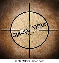 spécial, offre