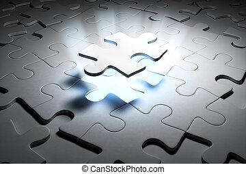 spécial, puzzle