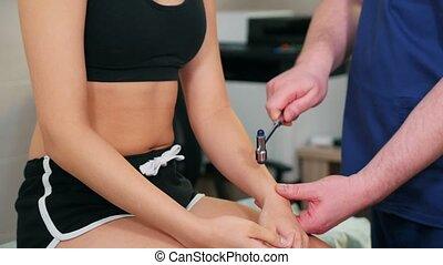 spécialiste, réaction, -, traitement, seuil, docteur, ...