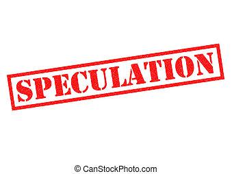 spéculation