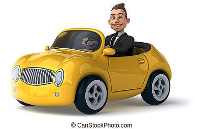 Auto verkäufer Stock Illustrationen Bilder. 853 Auto verkäufer ...