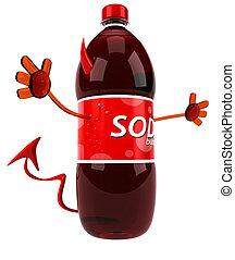 spaß, soda