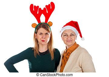 spaß, weihnachten