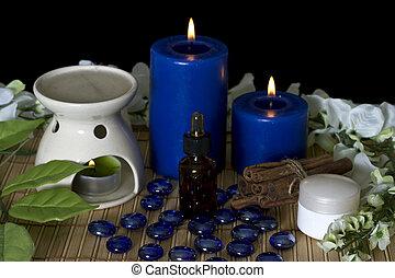 spa, accessoires, masage, traitements